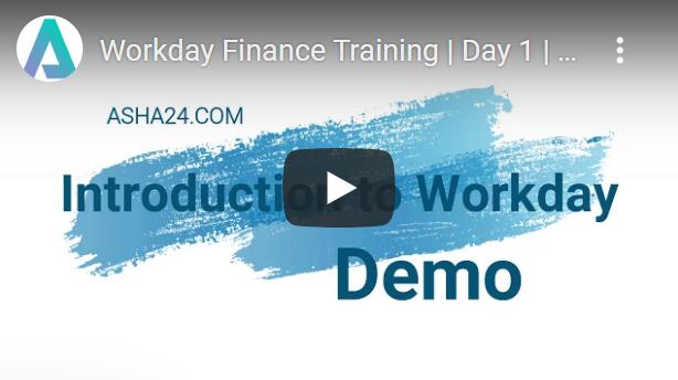 Workday Finance